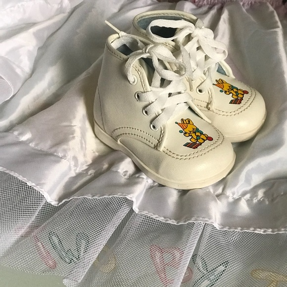 Shoes   195s Rare Vintage Baby Shoes